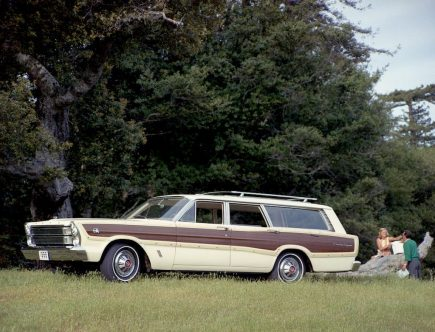 Wagon Wednesday: MotorBiscuit Highlights the Golden Years of Station Wagons
