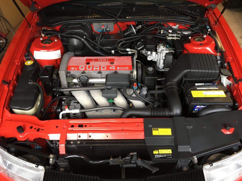 Achieva SCX engine specs