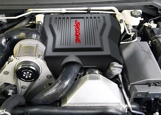 2019 GMC Syclone engine