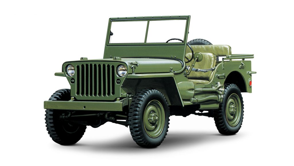 1944 Willys Jeep MB