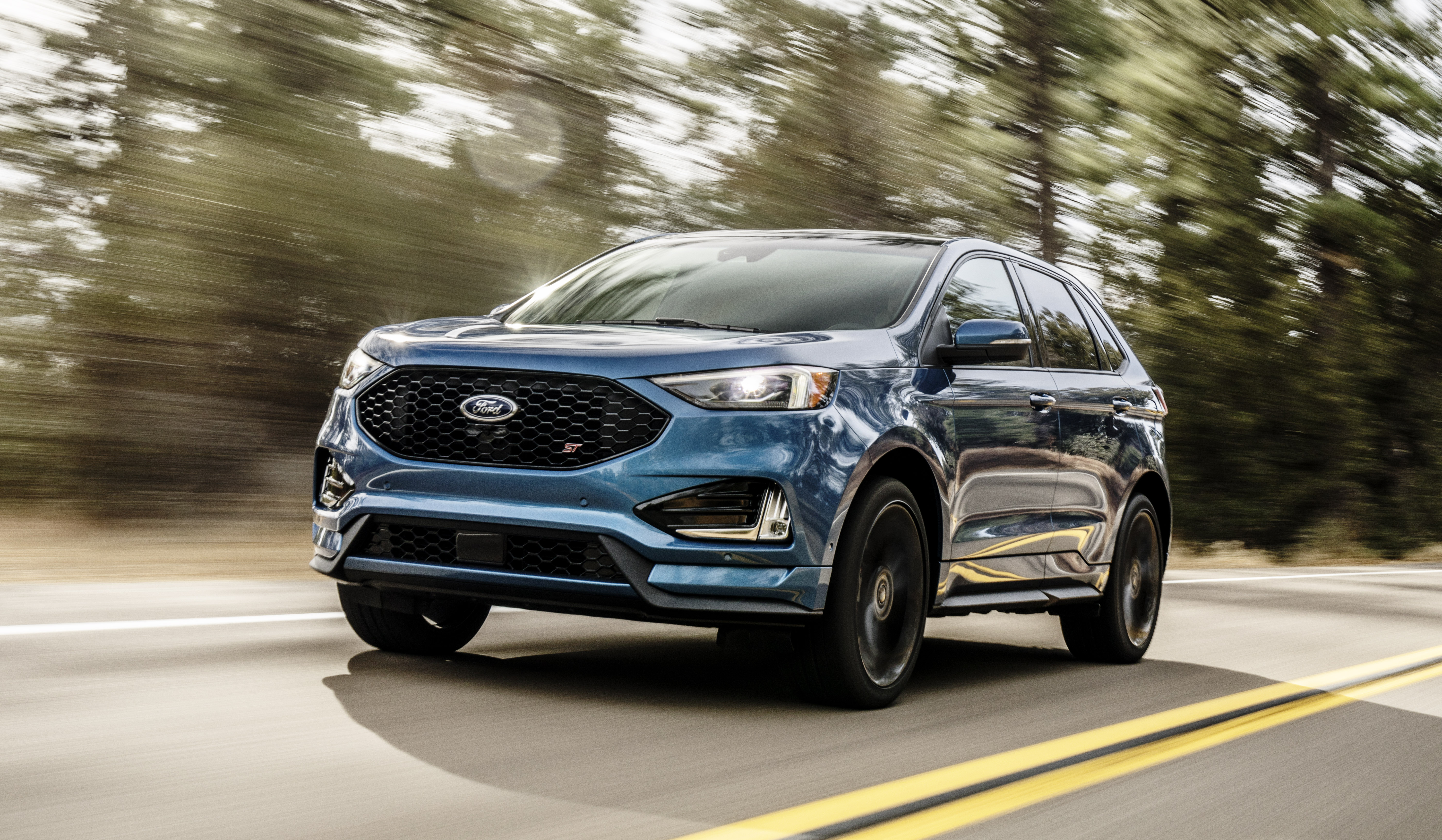 Does The Ford Edge Have Android Auto