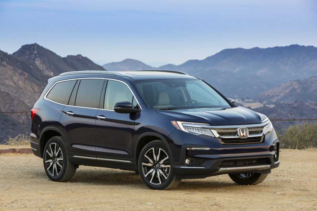 The Honda Pilot Is The Worst SUV With Three Rows