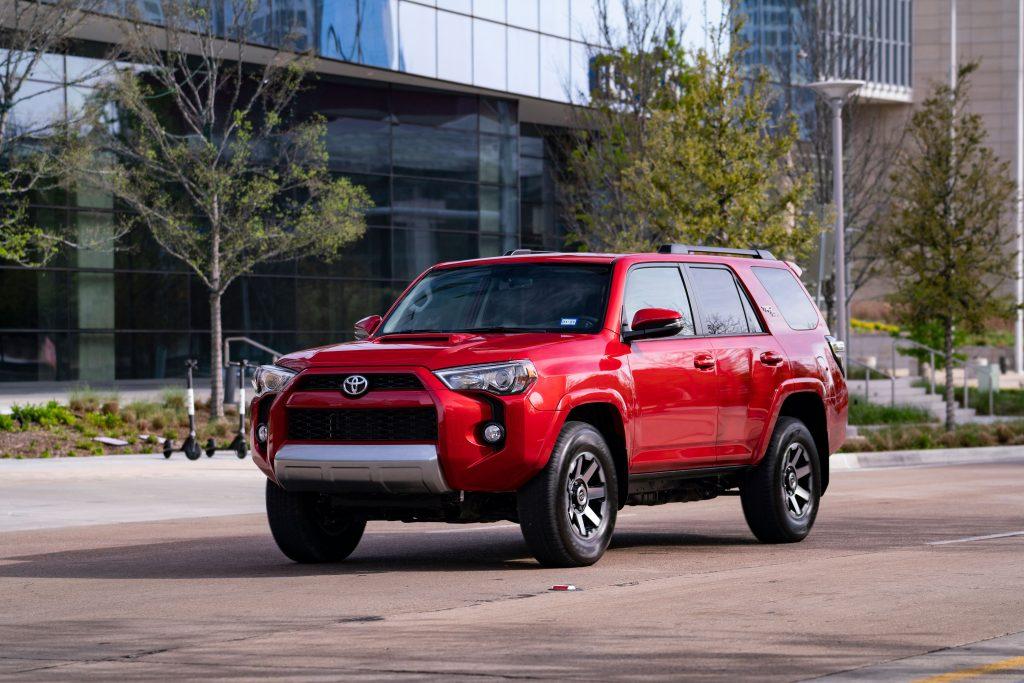 2019 Toyota 4Runner TRD