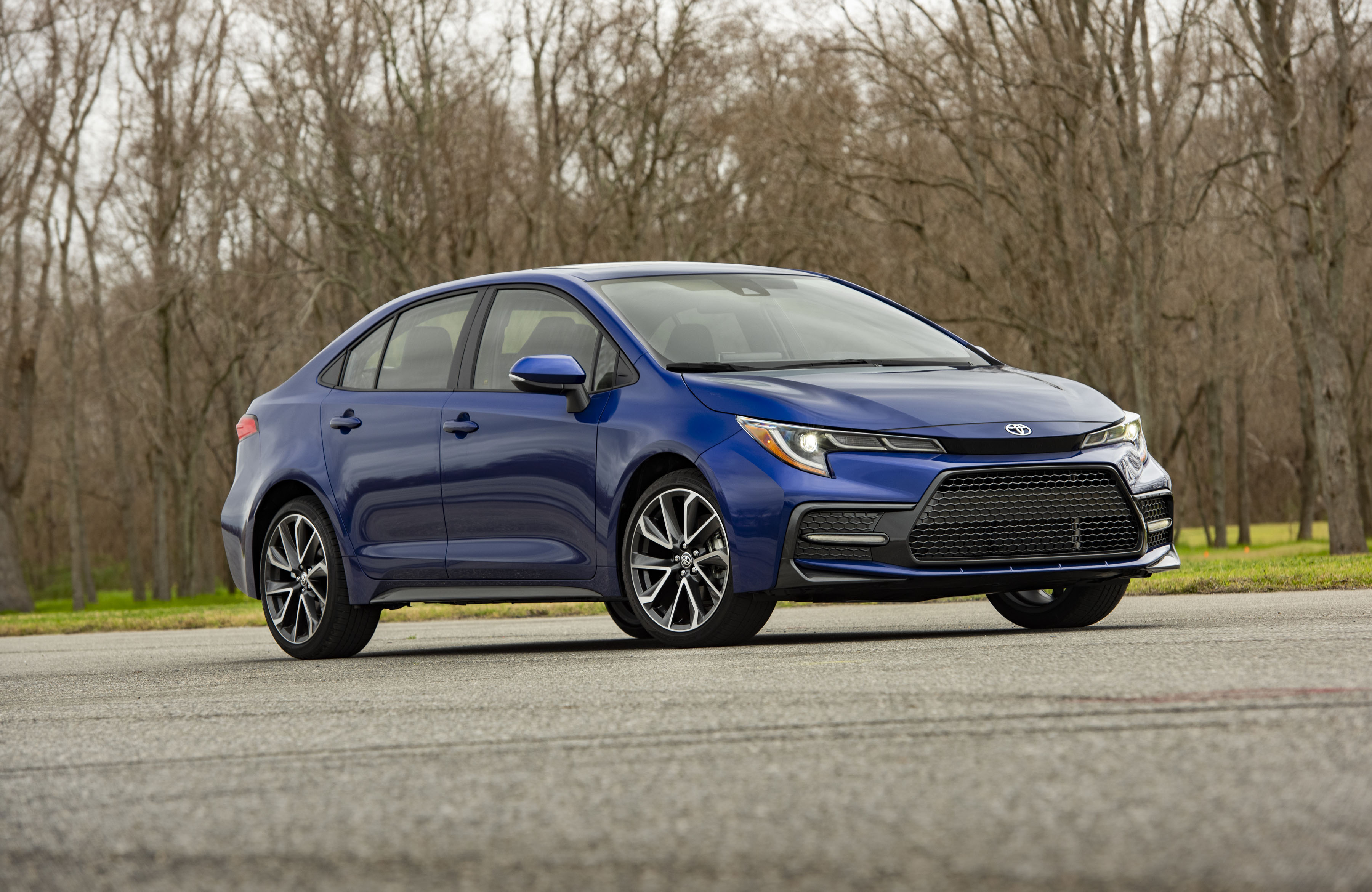 the best toyota corolla years for a used model