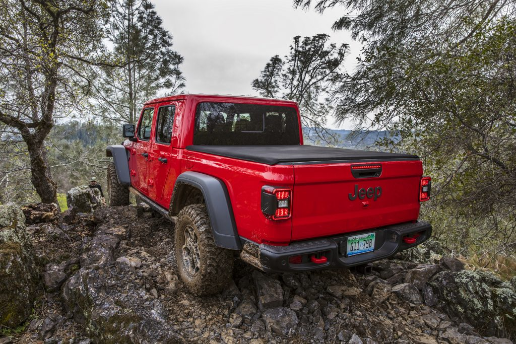 How Fast Is the Jeep Gladiator in the Real World?