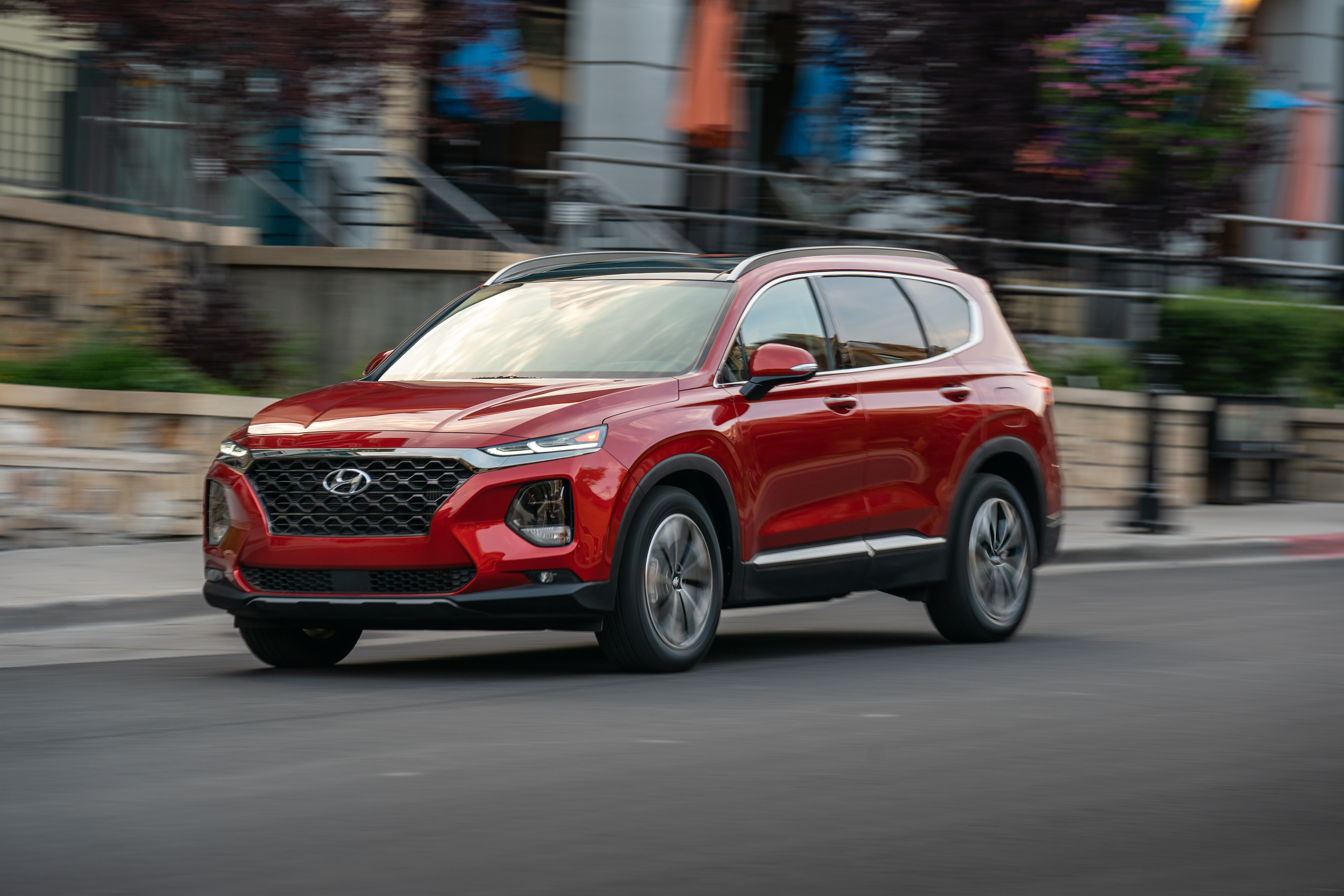 Here S What Makes The 2017 Hyundai Santa Fe Sport Such A Great Used Car