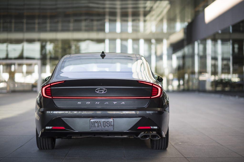 2020 Hyundai Sonata | Hyundai