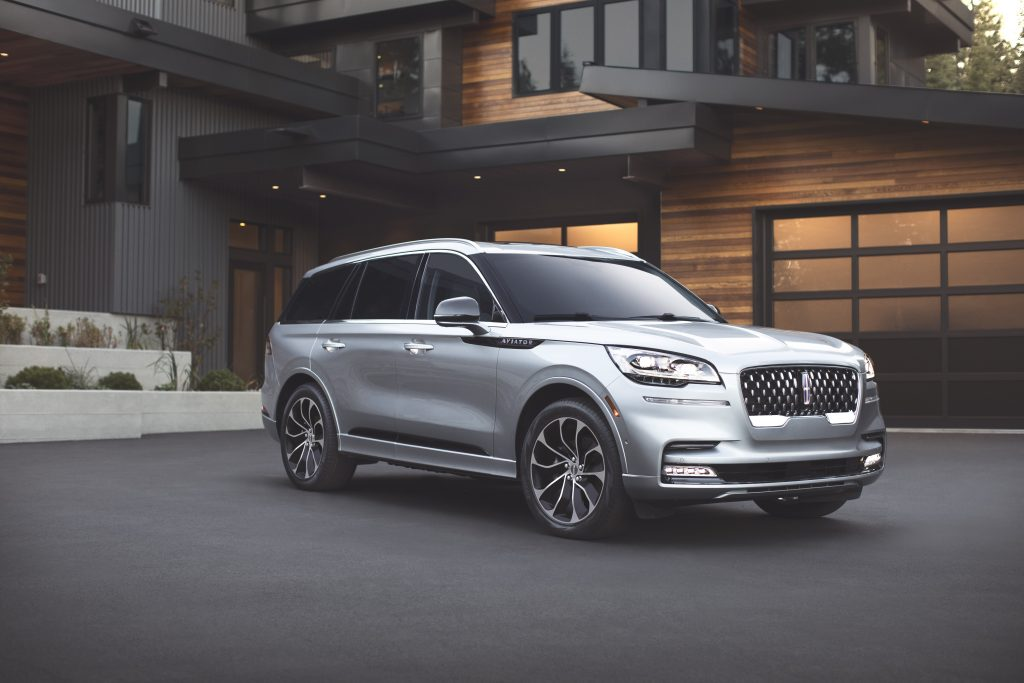 2020 Lincoln Aviator | Ford