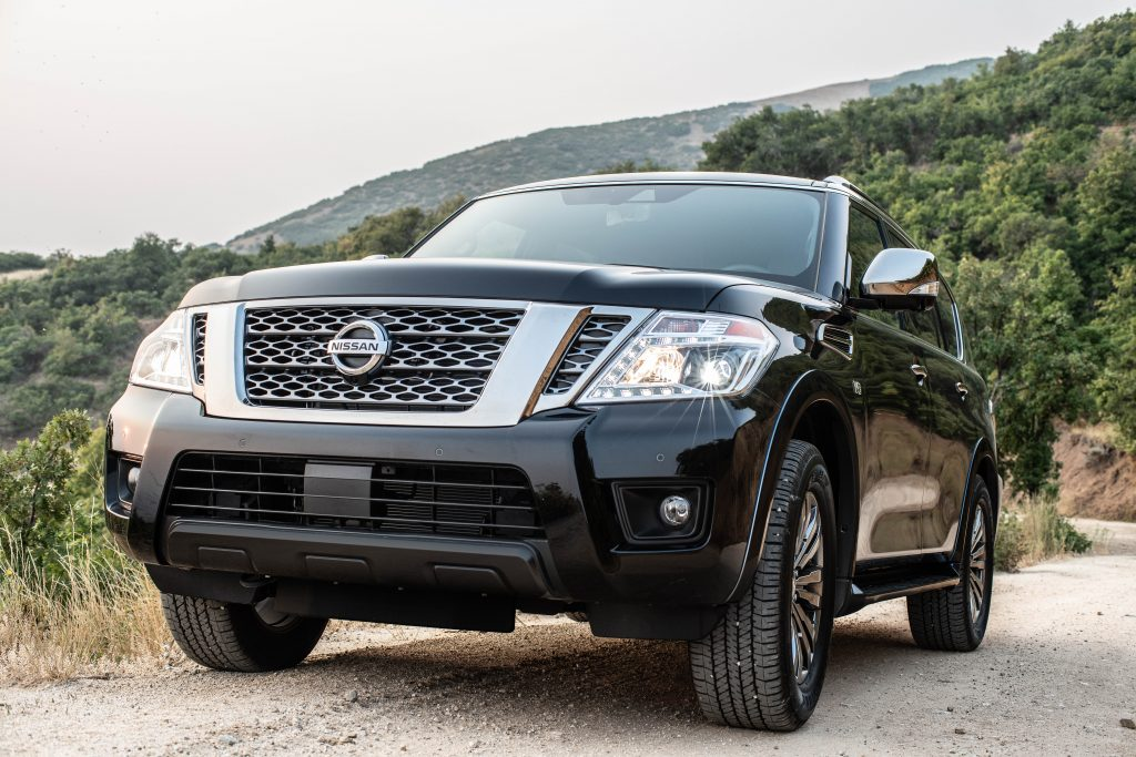 is the nissan armada really that bad is the nissan armada really that bad