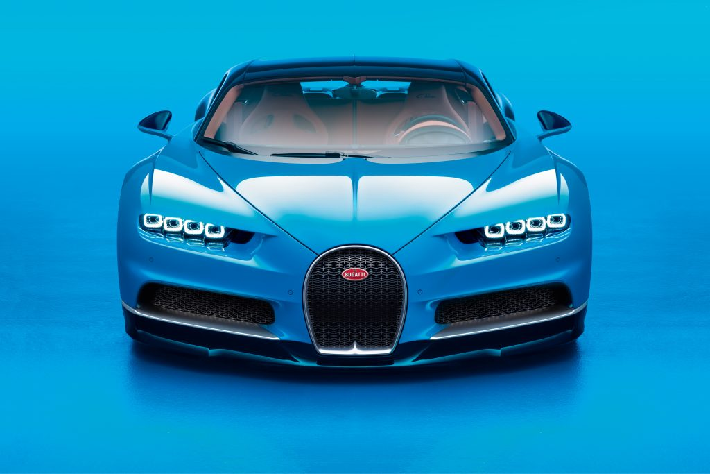 Rumored Bugatti EB110 SS Successor Could Cost $9 Million