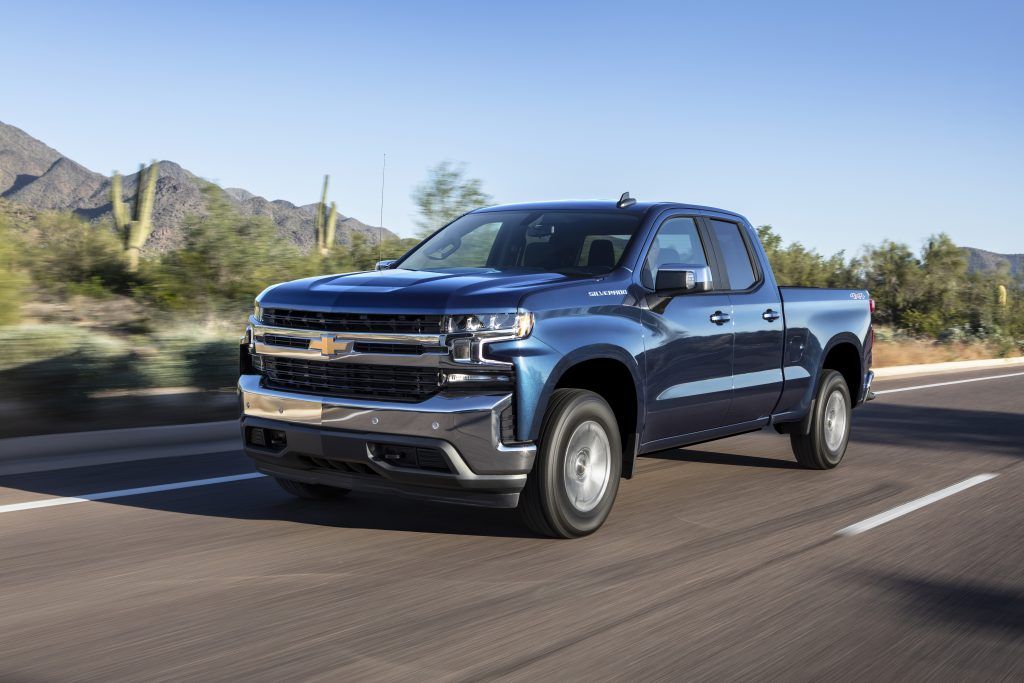 2019 Chevrolet Silverado 2.7L Turbo