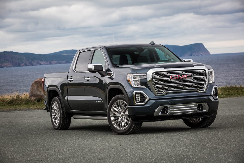 Does The Gmc Sierra Have A Manual Transmission Option