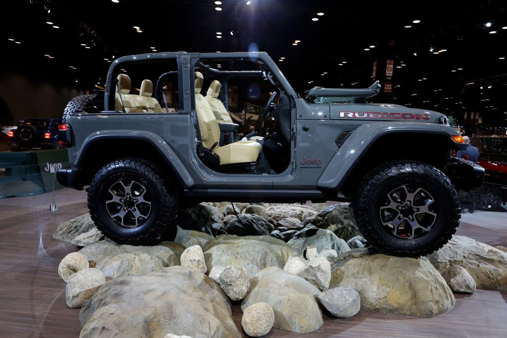 The Best Jeep Wrangler Years For A Used Model
