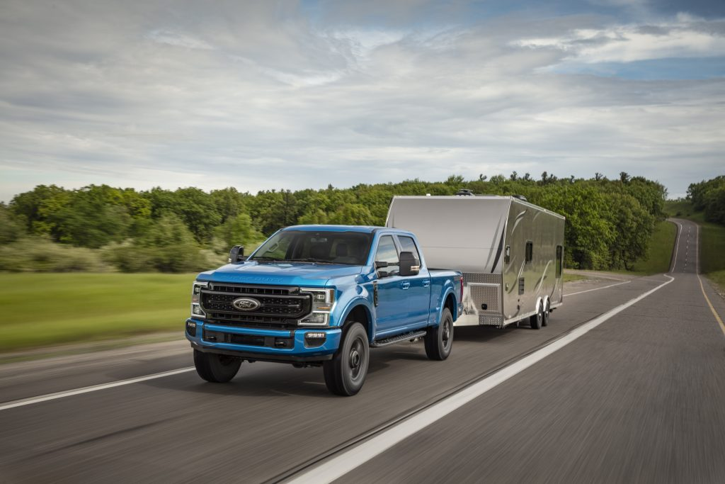 2020 Ford F-250 Super Duty Tremor
