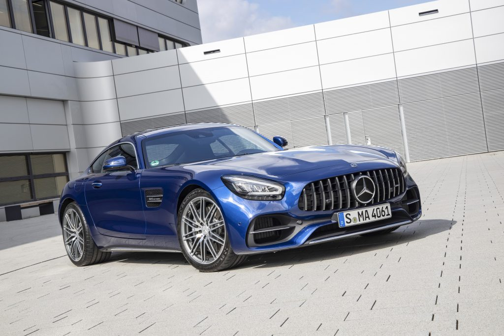 Mercedes-AMG GT R Coupe, (Euro spec)