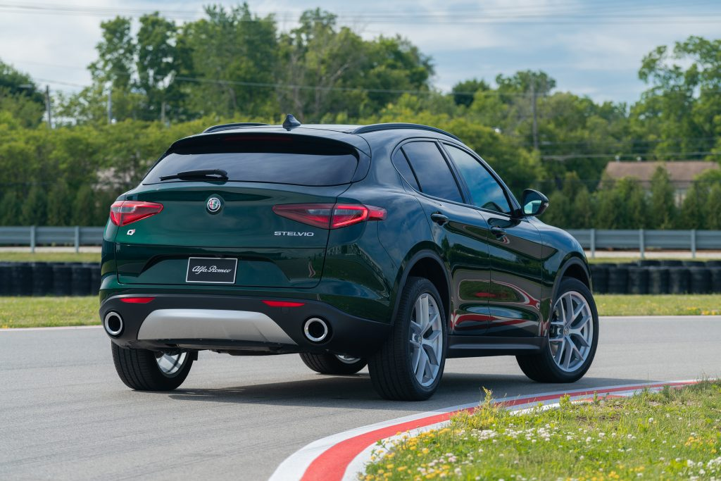 Want A Handling Crossover? Get A Stelvio Before Alfa Is Axed