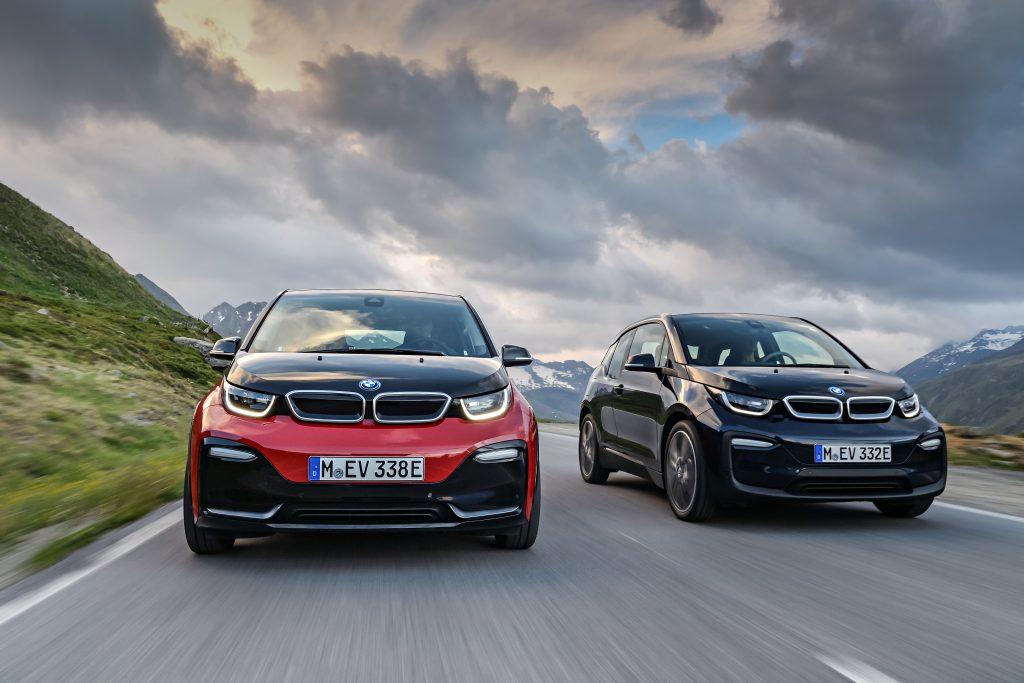 BMW i3 s | BMW