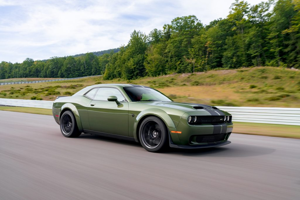 2019 Dodge Challenger SRT Hellcat Redeye Widebody