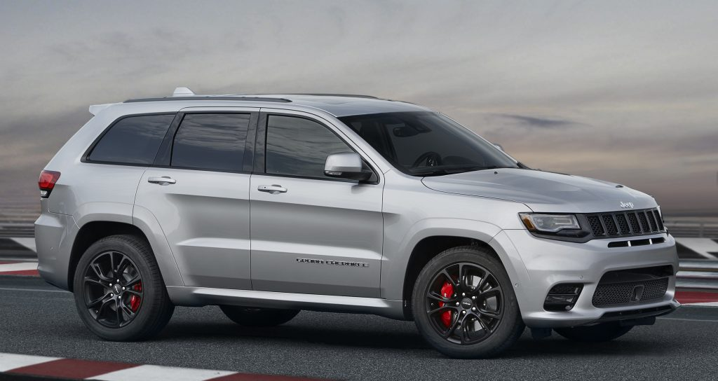 2019 Jeep® Grand Cherokee SRT