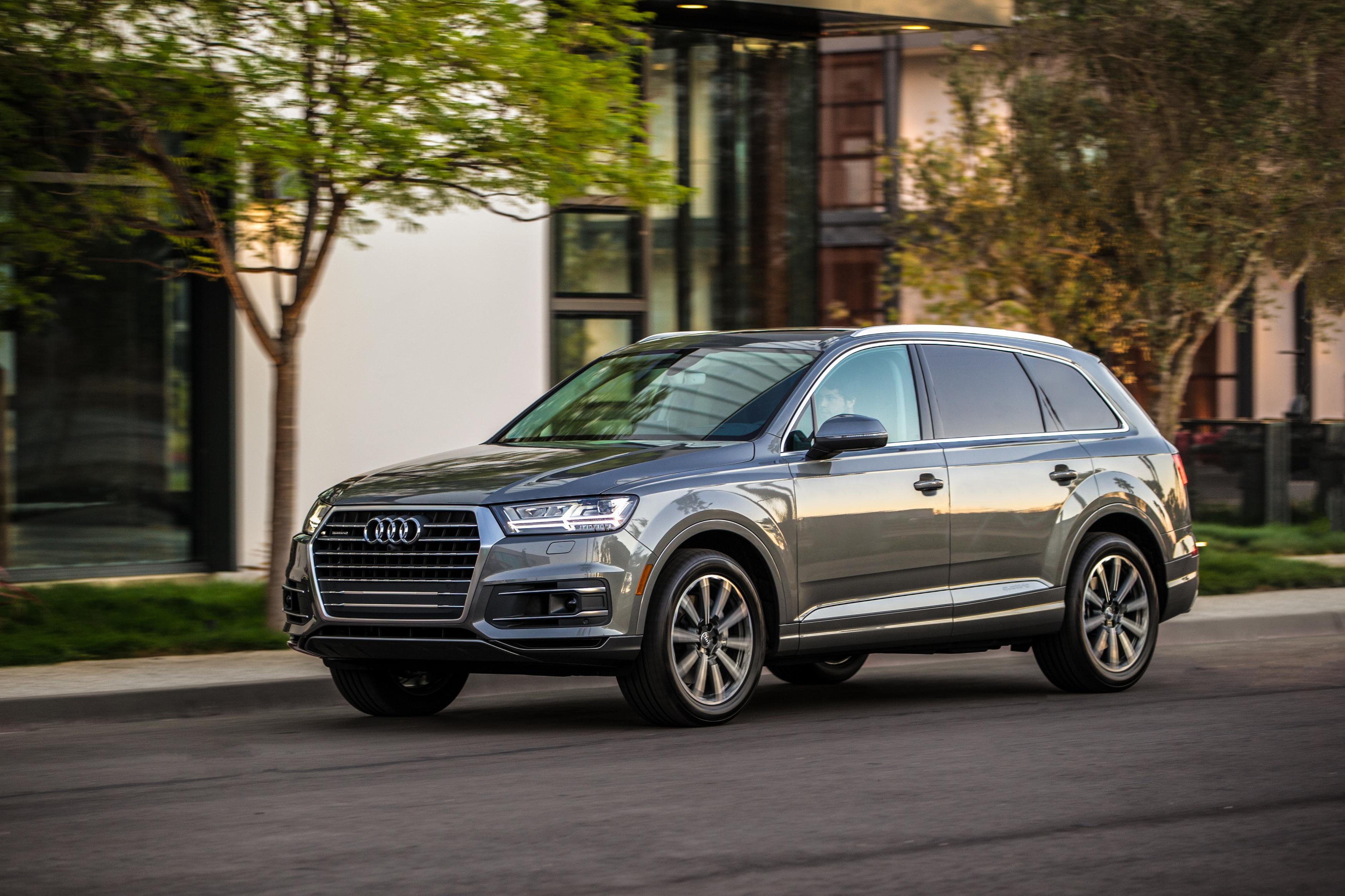 Kelebihan Audi Q7 2017 Tangguh