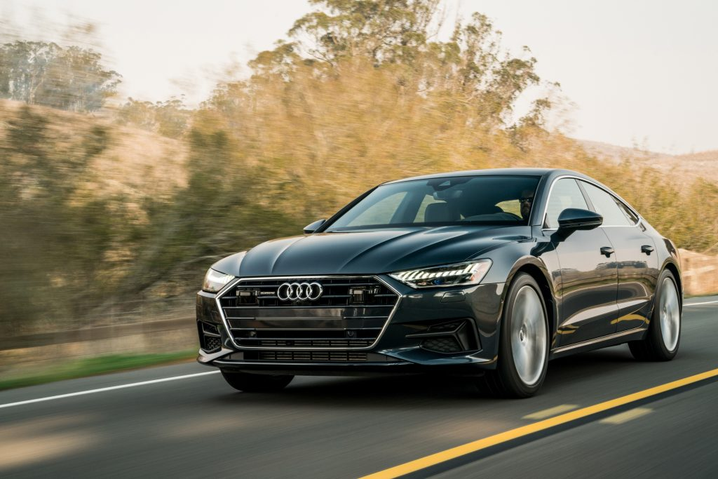 this Aud A7 is on the list of cars to avoid