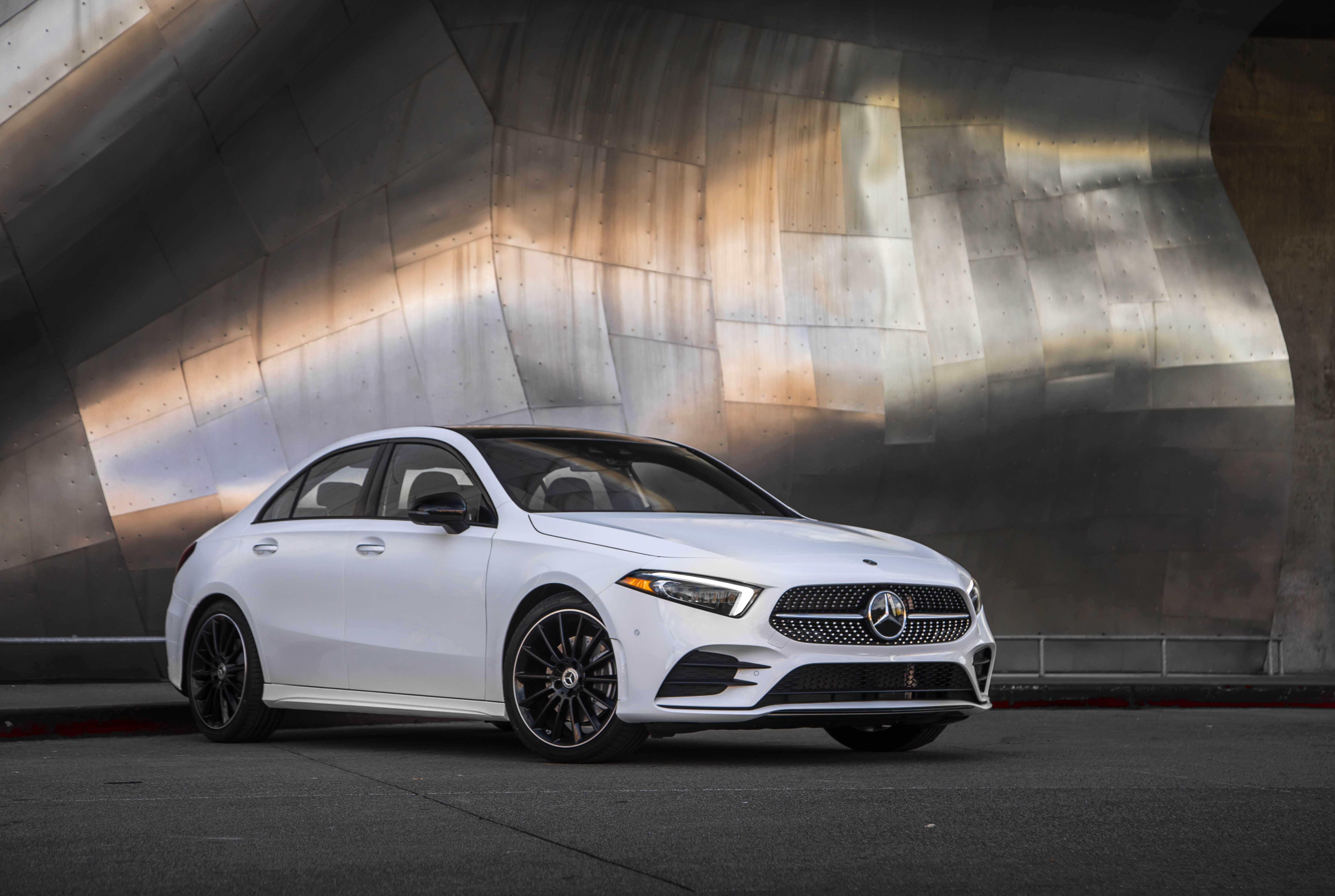 Is The Mercedes Benz A Class Worth Buying
