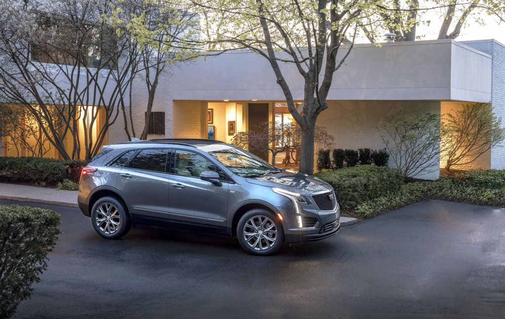 2020 Cadillac XT5 Sport | GM