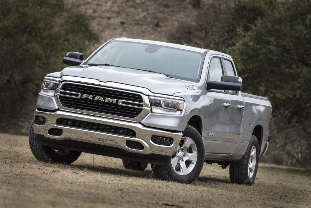 2019 Ram 1500 Big Horn