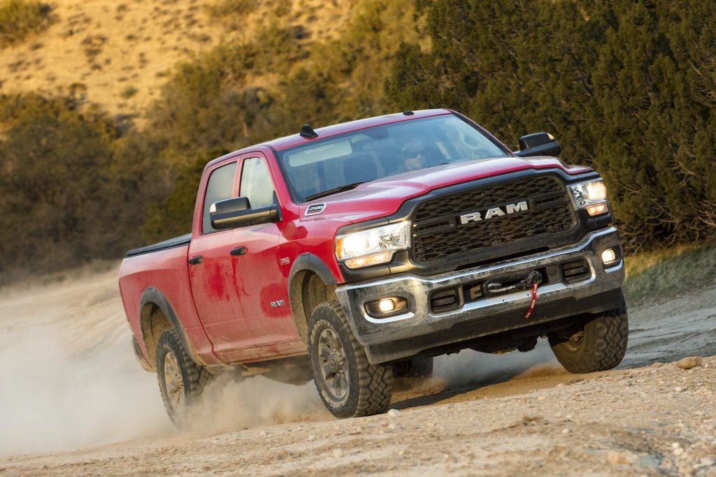2019 Ram Power Wagon Crew Cab