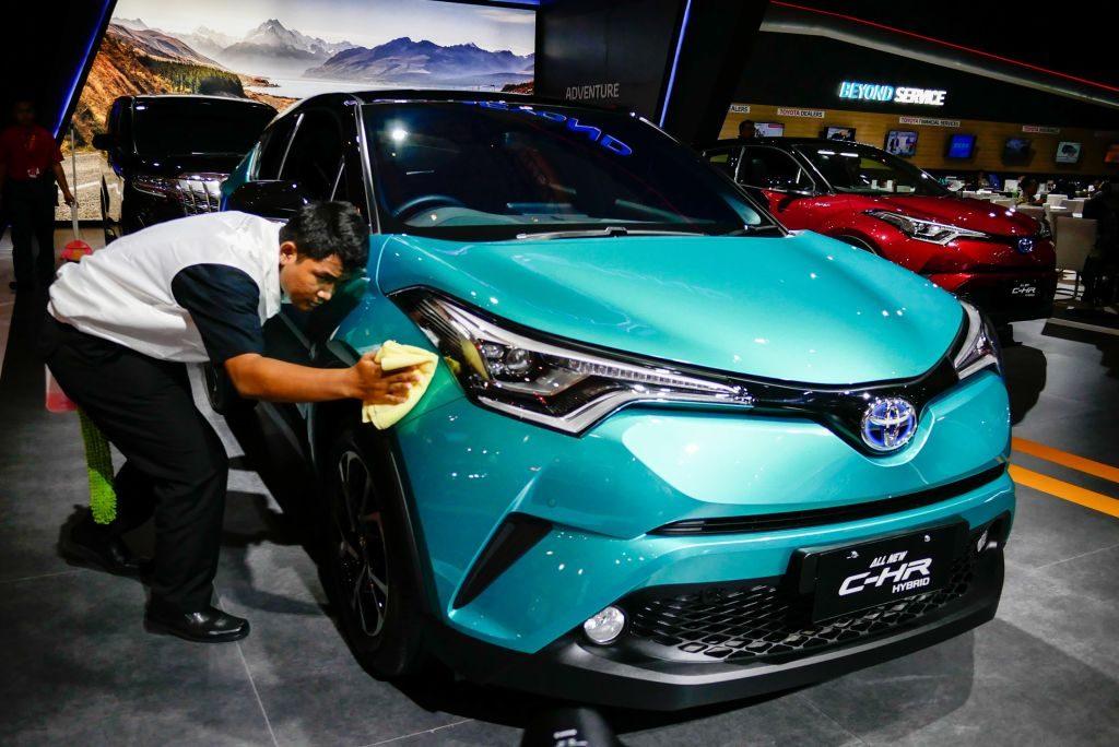 Toyota Hybrid CH-R