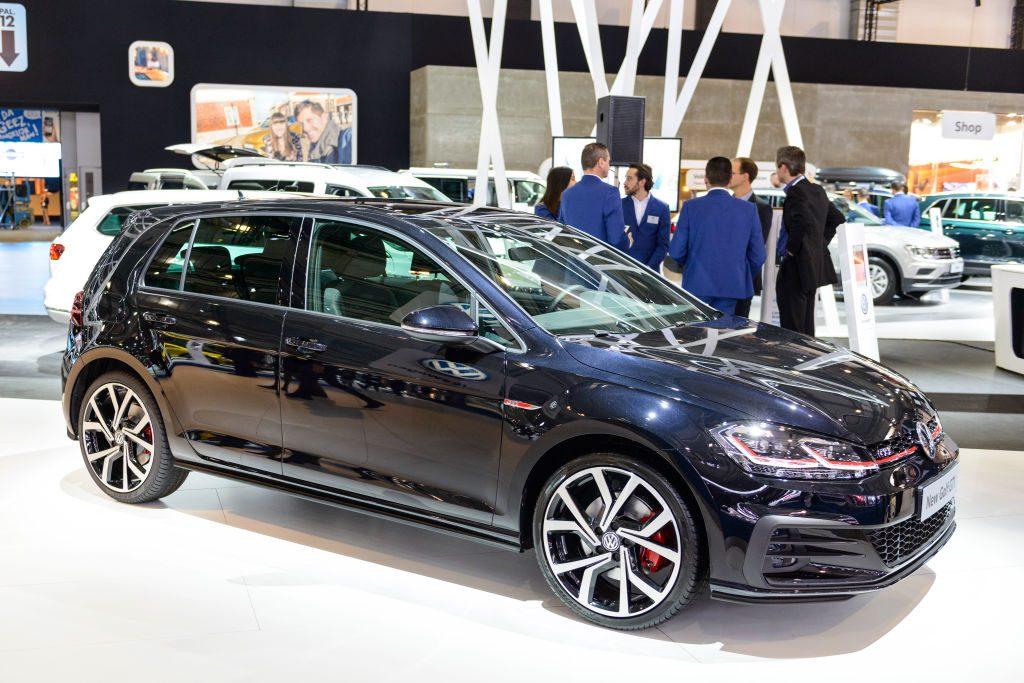 Volkswagen Golf Sport Wagon