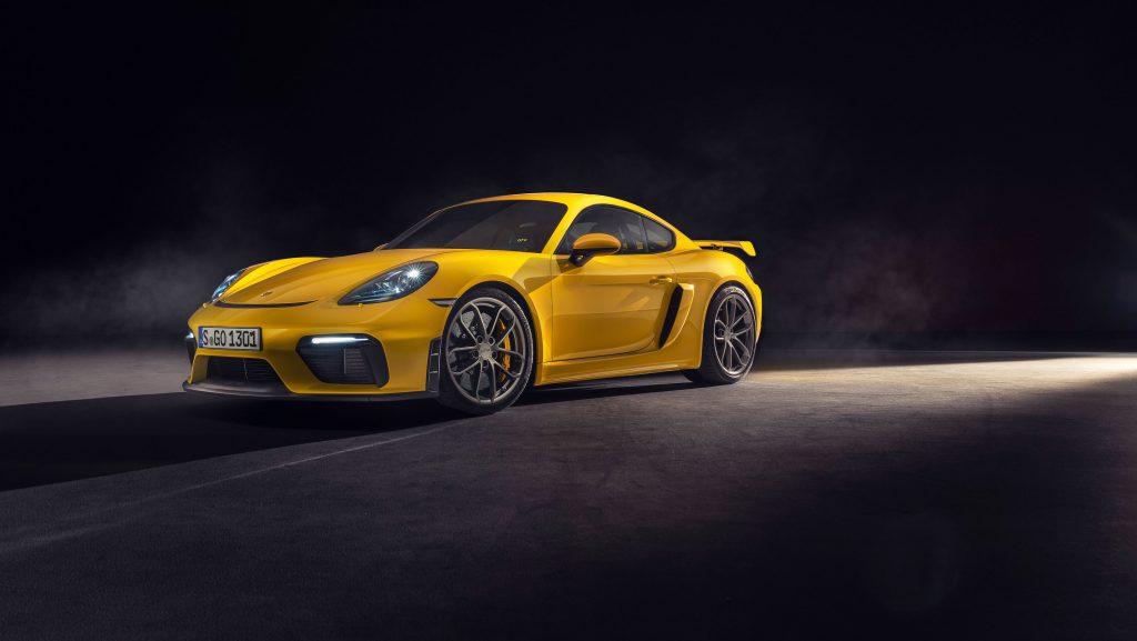 2020 Porsche Cayman | Porsche