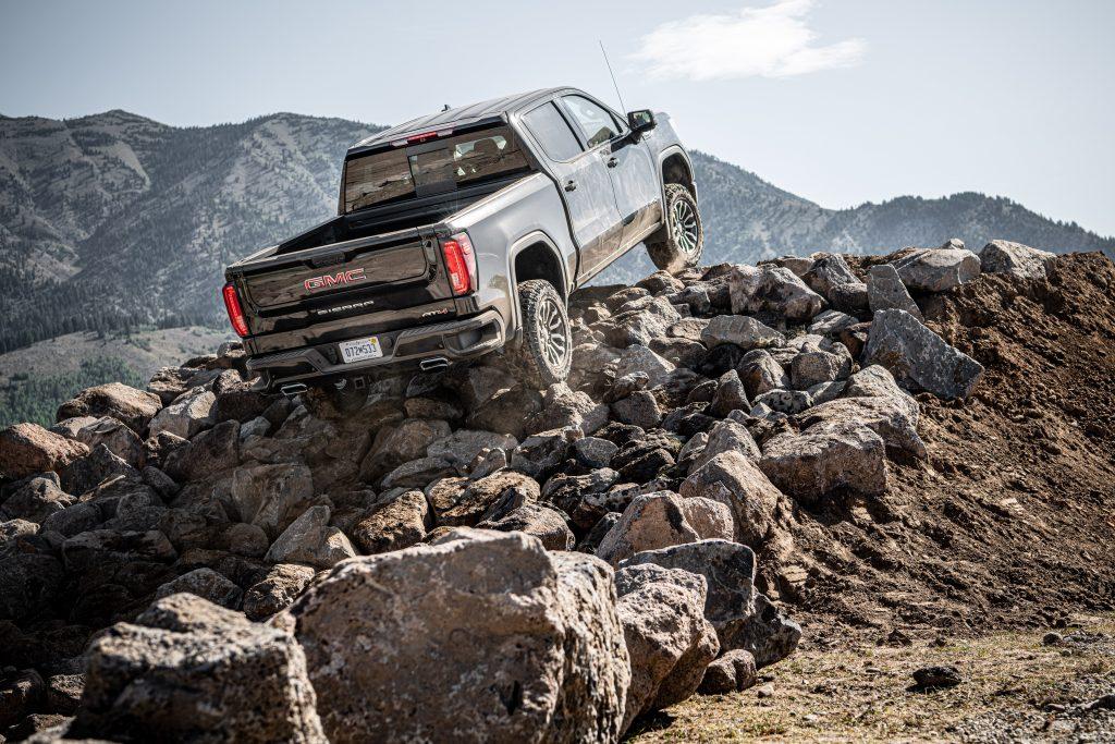 2020 Gmc Sierra 1500 Diesel Drives Like A Normal Truck