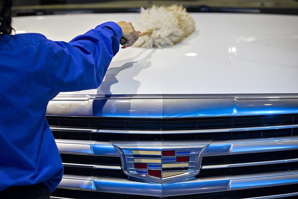 Electric Cadillac Escalade in 2021?