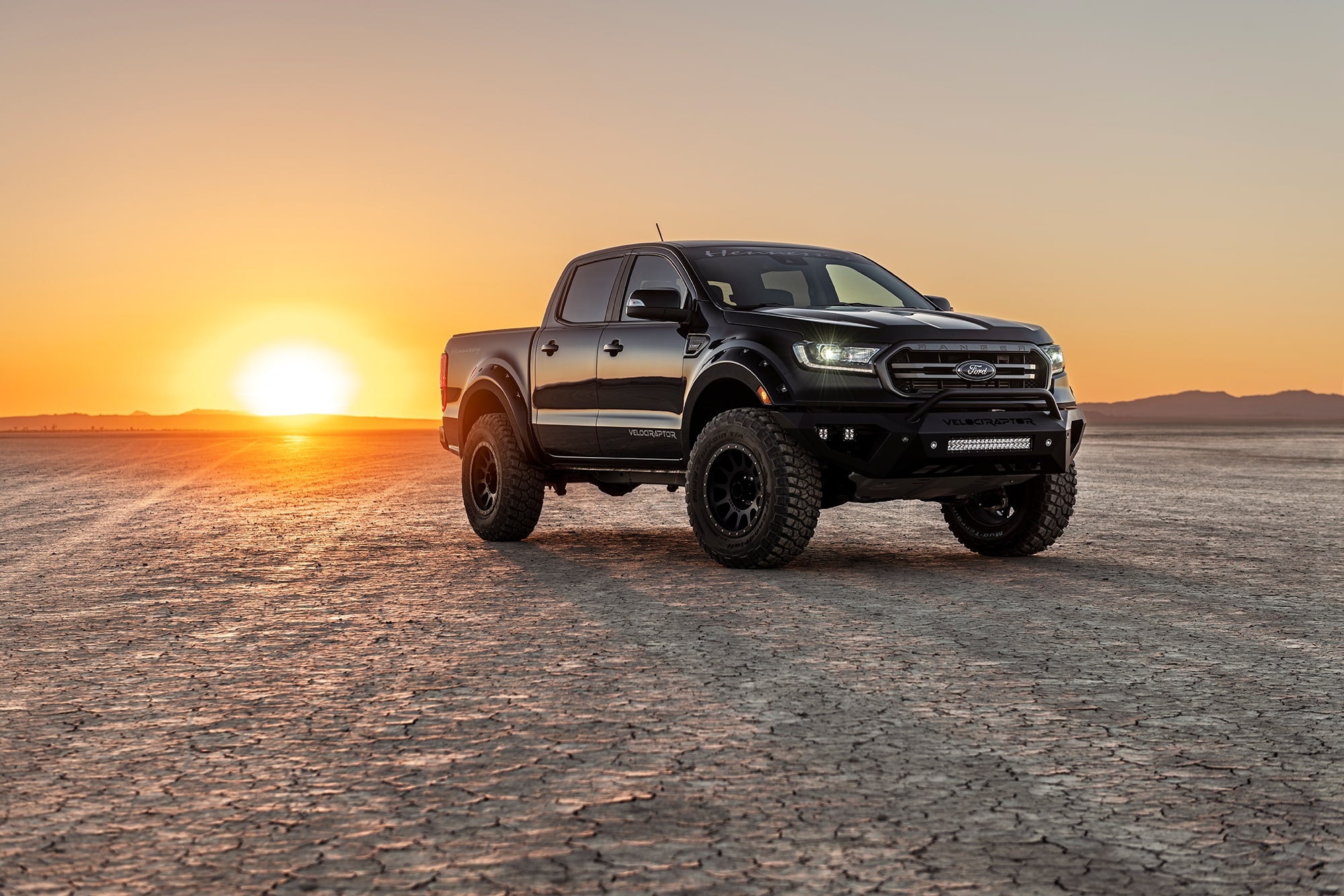 Here S What It S Like To Drive The Hennessey Ranger Velociraptor