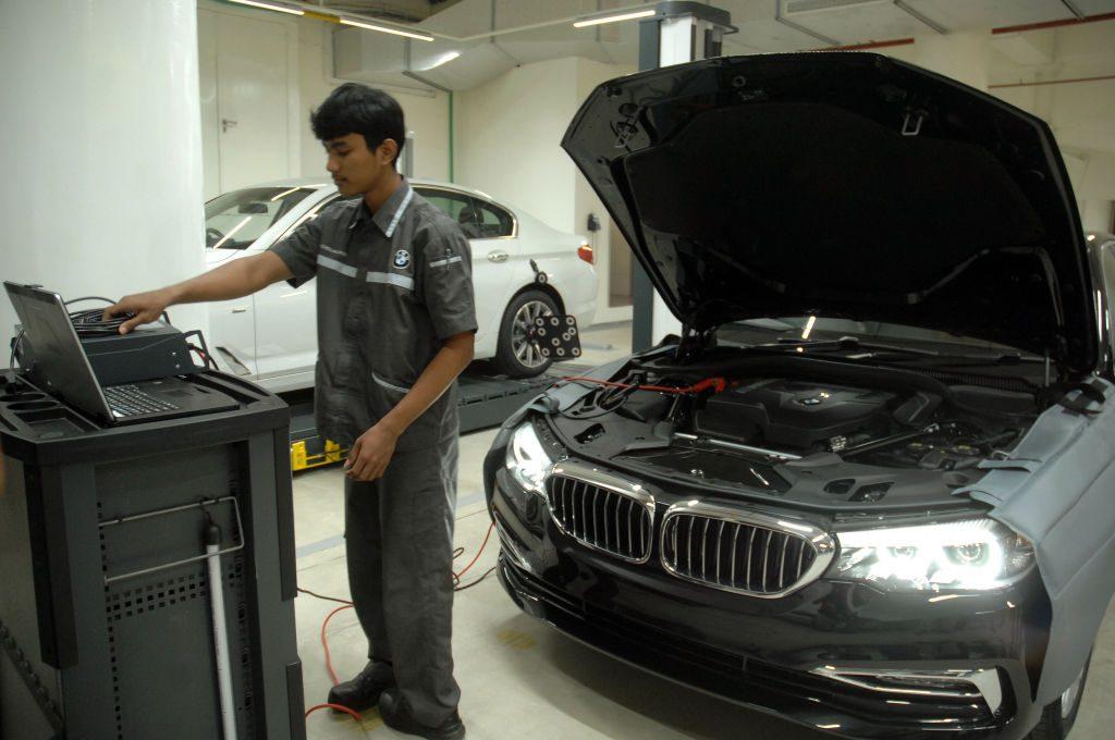 Expensive car repair