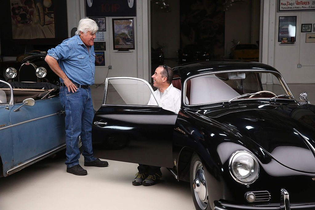 Jay Leno's Garage with Jerry Seinfeld