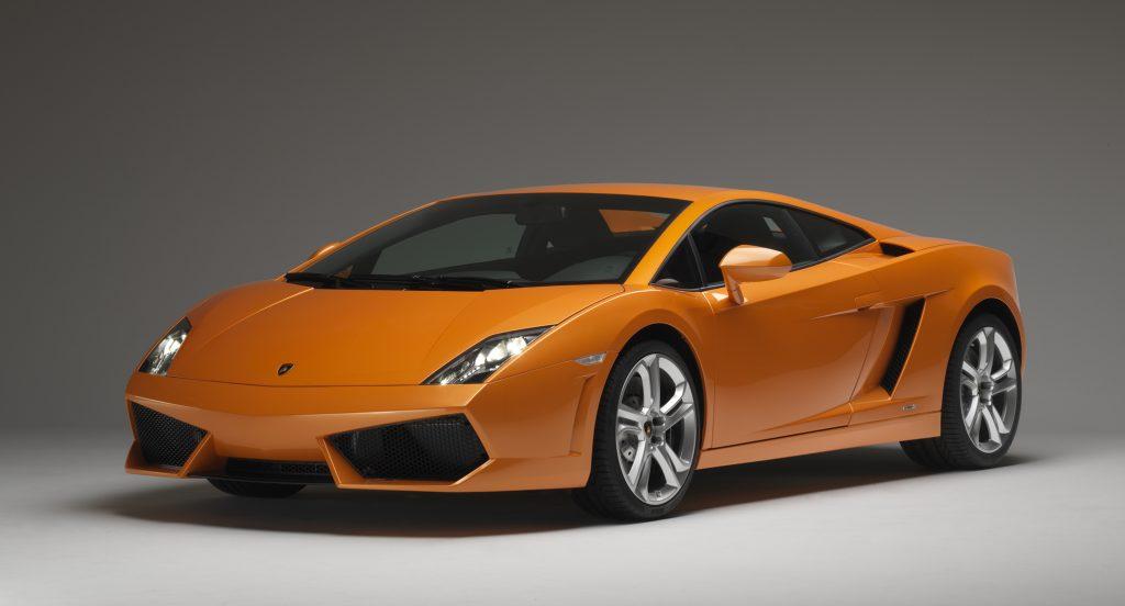 Lamborghini Gallardo LP 550-2