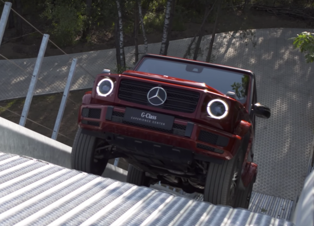 Mercedes-Benz G-Wagen is not in Post Malone's car collection