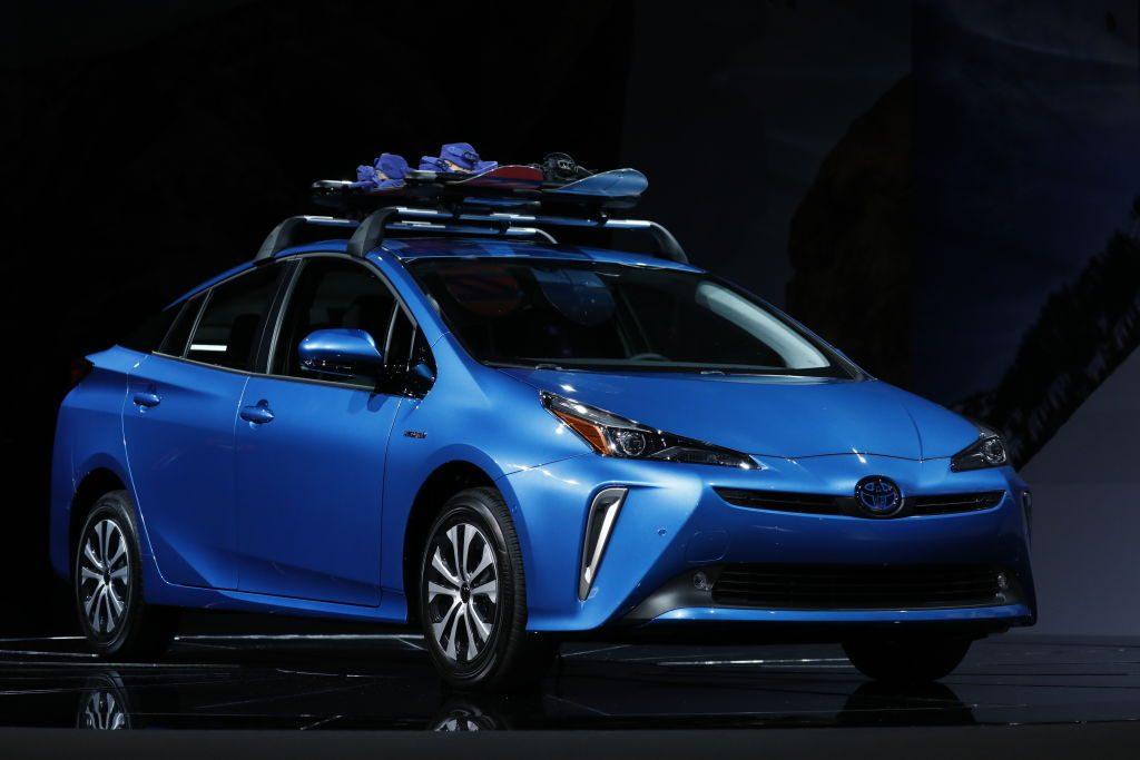 Automobility LA - Toyota Prius