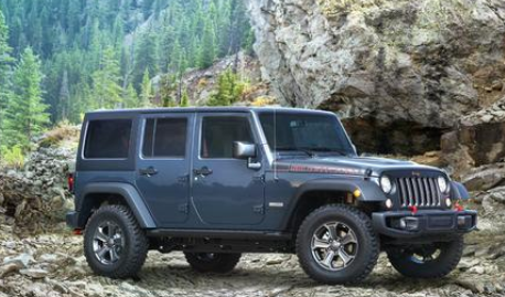 2020 Jeep Wrangler Limited | FCA
