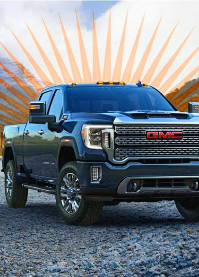 2020 GMC Sierra 2500 HD