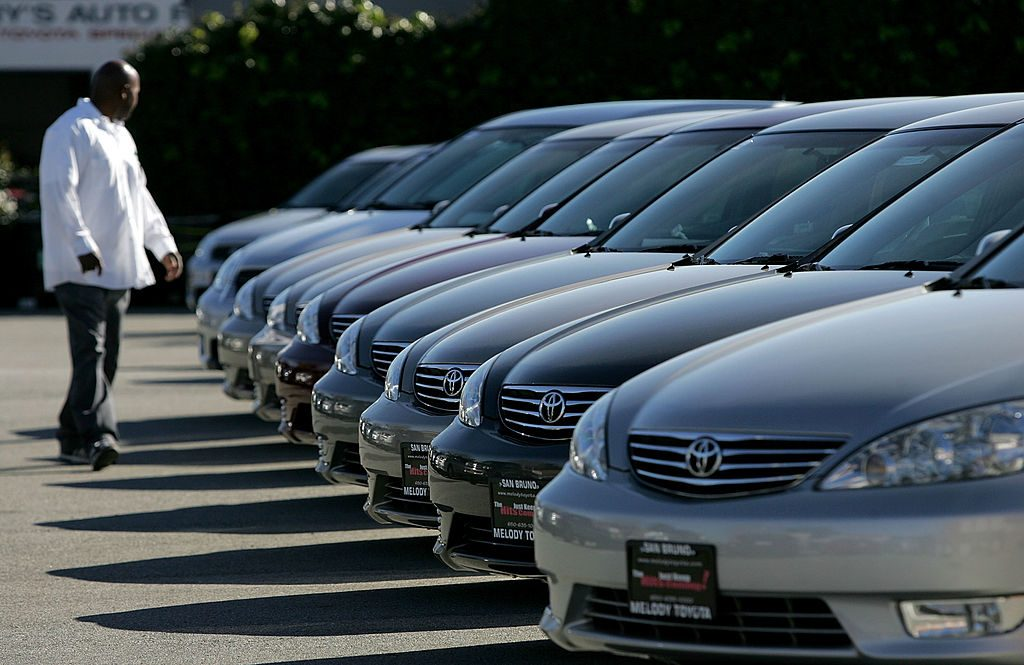 Toyota Sales Rise Almost 15% In January