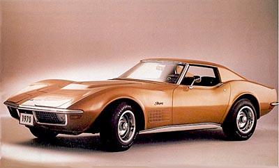 1970 Chevy Corvette 454