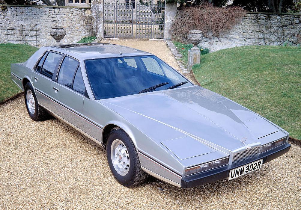 1977 Aston Martin Lagonda