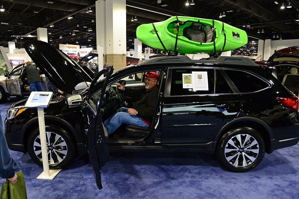 2015 3.6 R Limited Subaru Outback