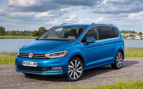 2019 Volkswagen Touran