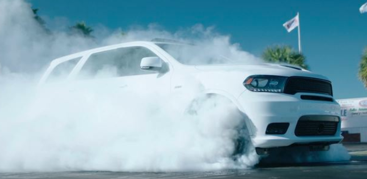 2020 Dodge Durango Burnout
