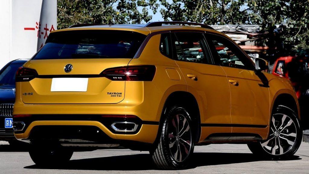 2020 Volkswagen Tayron