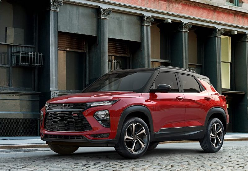 2021 Chevy Trailblazer